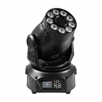 "Eurolite LED TMH-75 Hybrid Moving-Head Spot/Wash COB, ""вращающаяся голова"", 75Вт + 9x8Вт HCL"